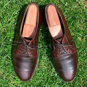 ff9171c37c2 Brooks Brothers Shoes | Shell Cordovan Wingtip England 10 | Poshmark